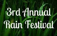 3rdannualrainfestival