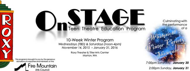 OnStageTeenWinterTheatreEducation-Winter2015